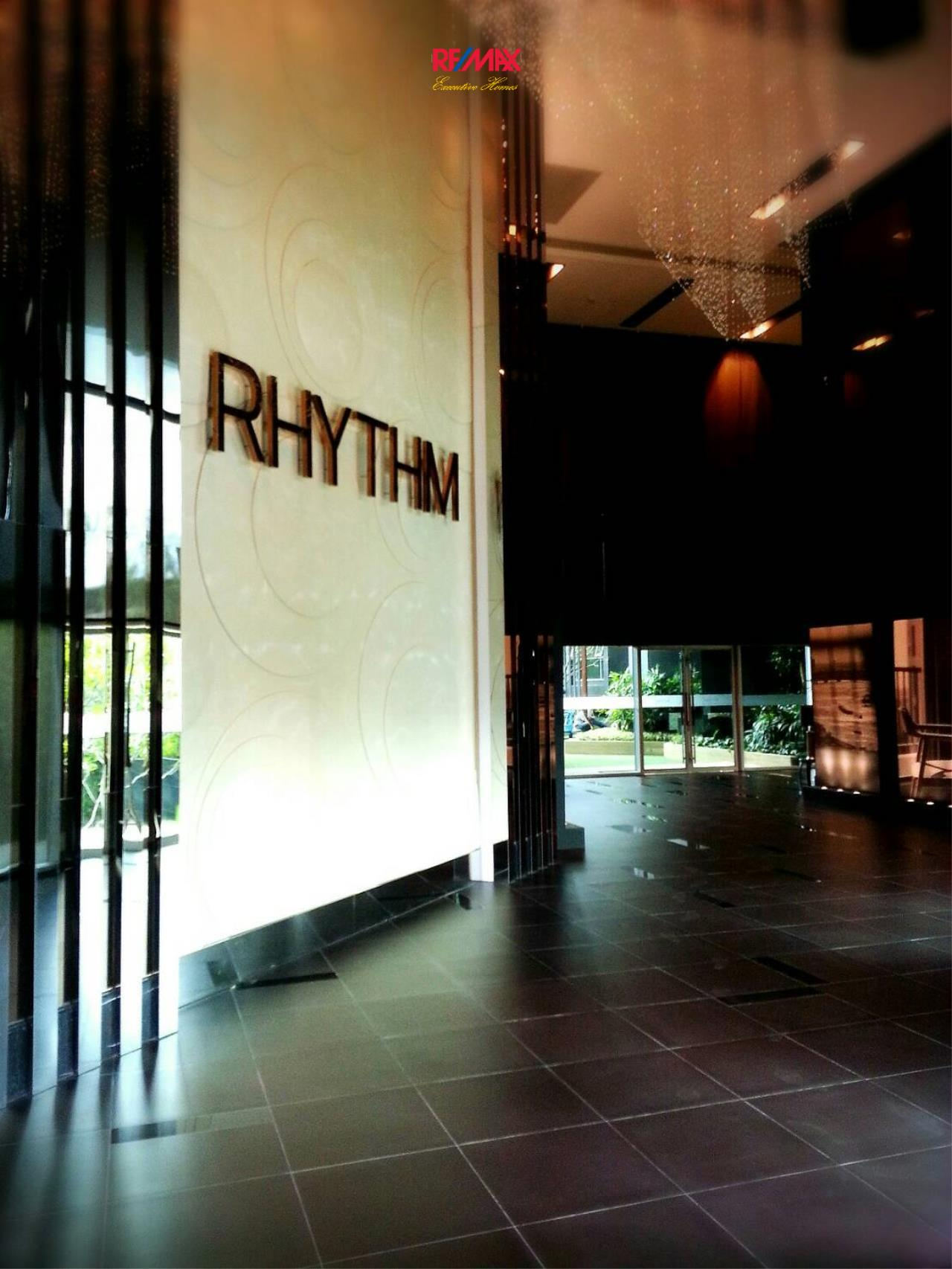 RE/MAX Executive Homes Agency's Nice 1 Bedroom for Rent Rhythm Sathorn 10