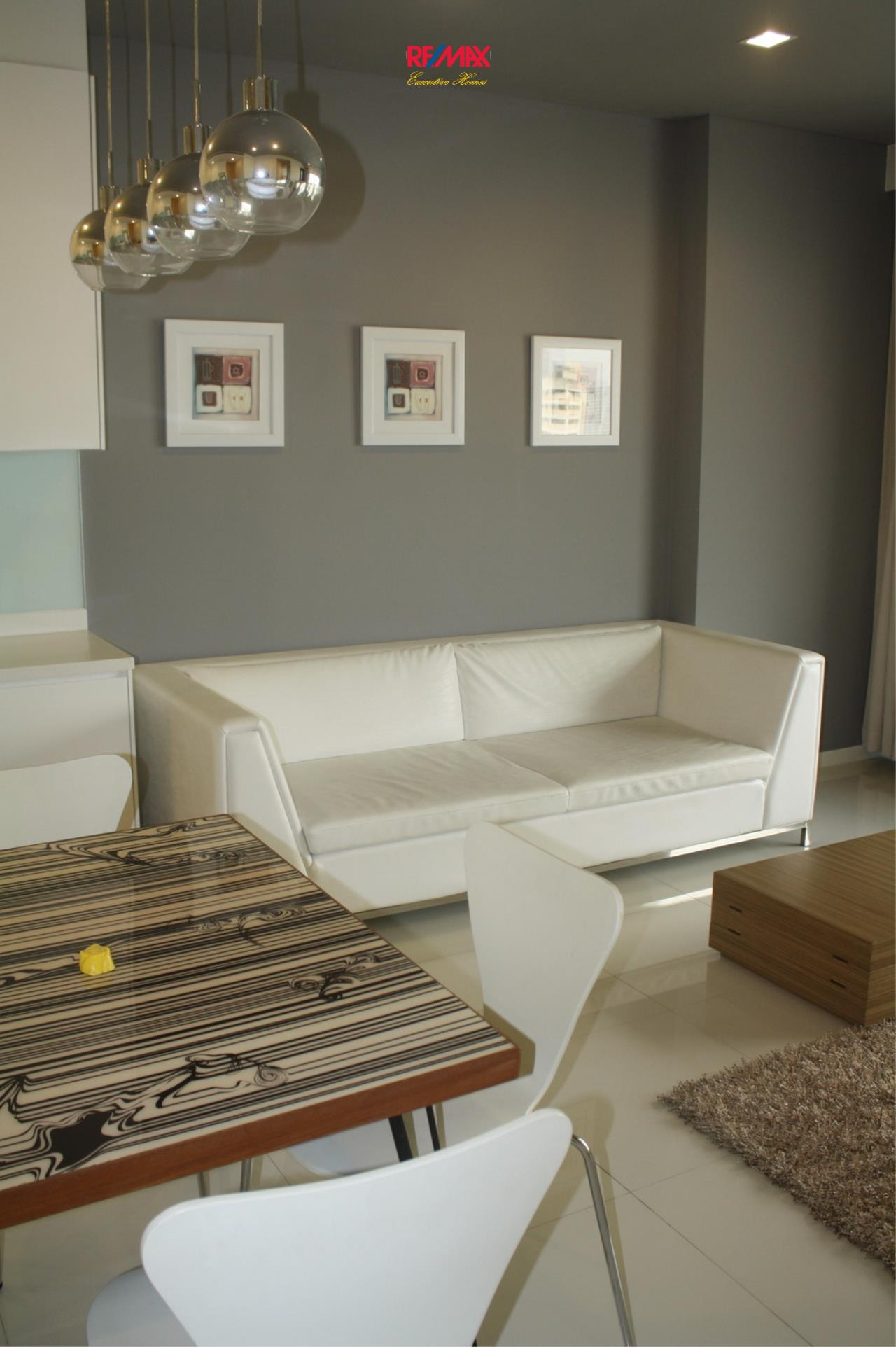 RE/MAX Executive Homes Agency's Nice 1 Bedroom for Rent and Sale Amanta Lumpini 2