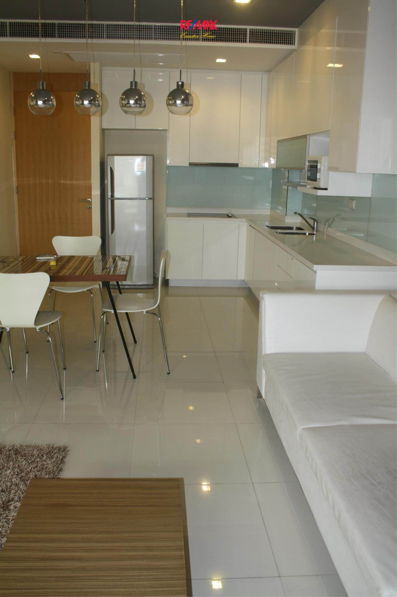 RE/MAX Executive Homes Agency's Nice 1 Bedroom for Rent and Sale Amanta Lumpini 6