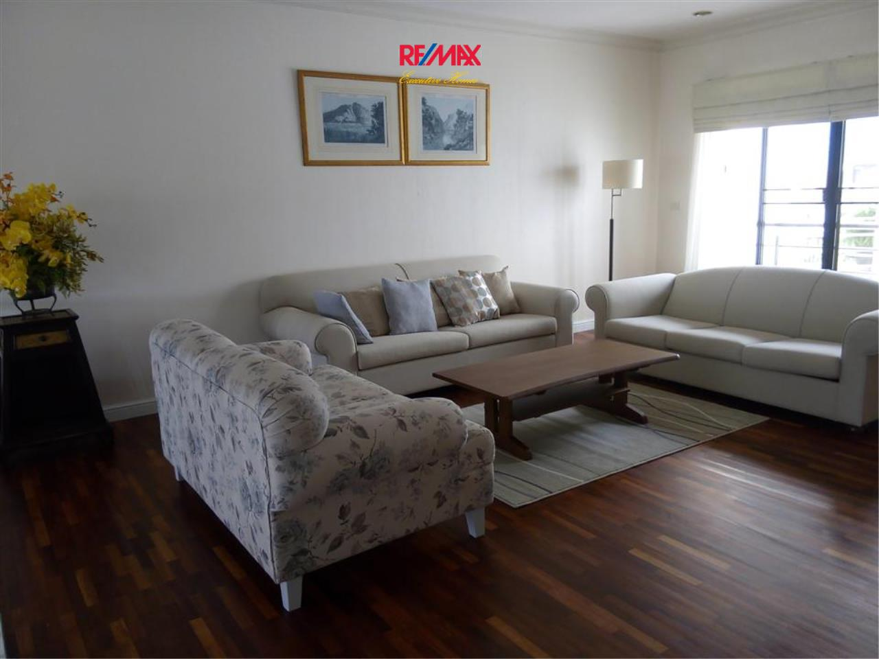 RE/MAX Executive Homes Agency's Nice 3 Bedroom for Rent Sathorn Crest 1