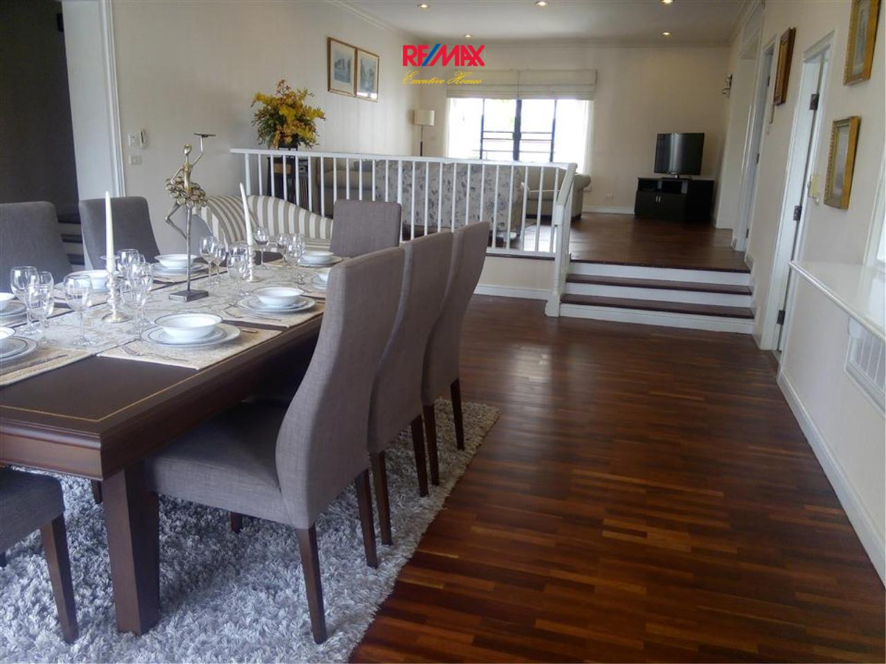 RE/MAX Executive Homes Agency's Nice 3 Bedroom for Rent Sathorn Crest 47