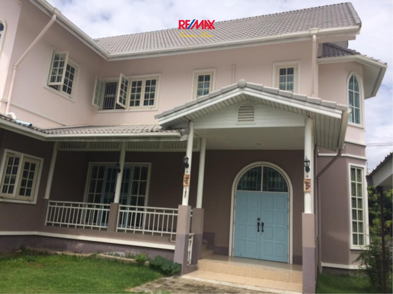 RE/MAX Executive Homes Agency's Nice 4 Bedroom House for Rent in Sukhumvit 101 6
