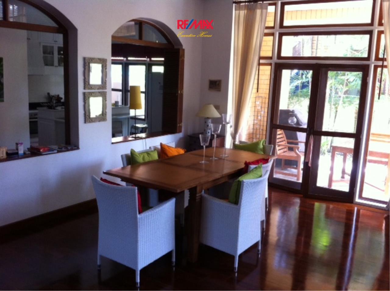 RE/MAX Executive Homes Agency's Beautiful 3 bedroom for Rent Nantawan Village 5