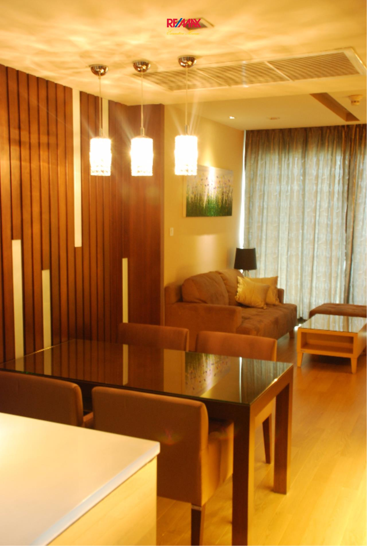 RE/MAX Executive Homes Agency's Beautiful 2 Bedroom for Rent Siri Sukhumvit  8