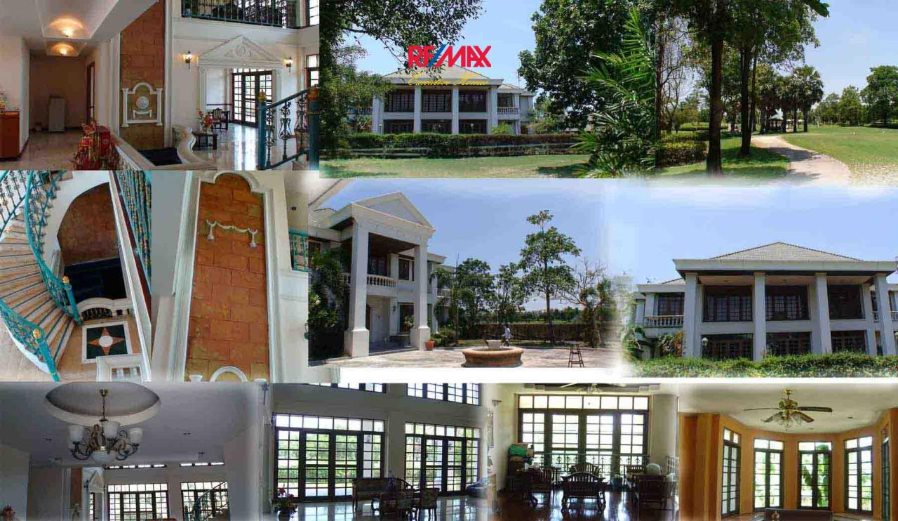 RE/MAX Executive Homes Agency's Spacious 5 Bedroom House for Sale in Bang Na 1