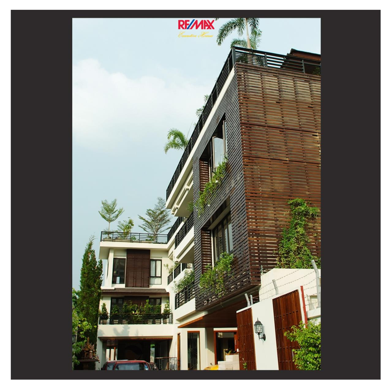 RE/MAX Executive Homes Agency's Beautiful 3 Bedroom House for Rent in Sukhumvit 1