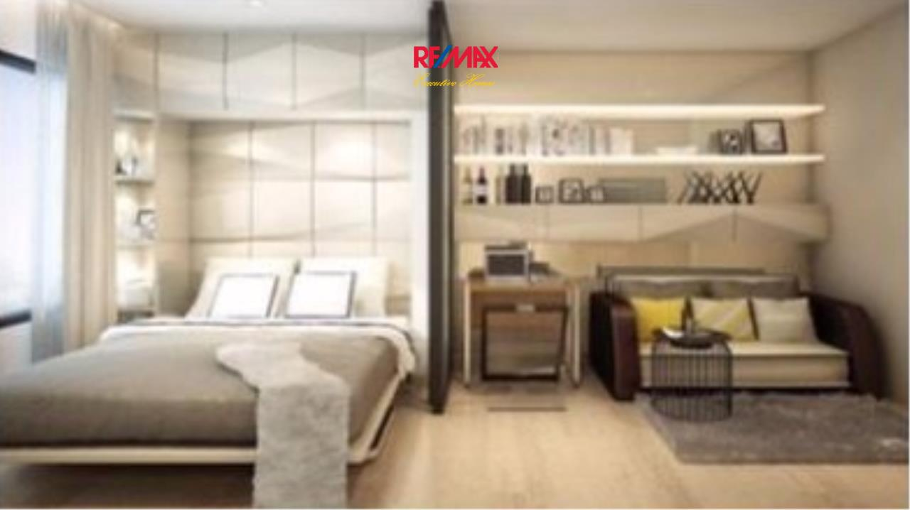 RE/MAX Executive Homes Agency's Nice Studio for Sale Ideo Q Chula 1