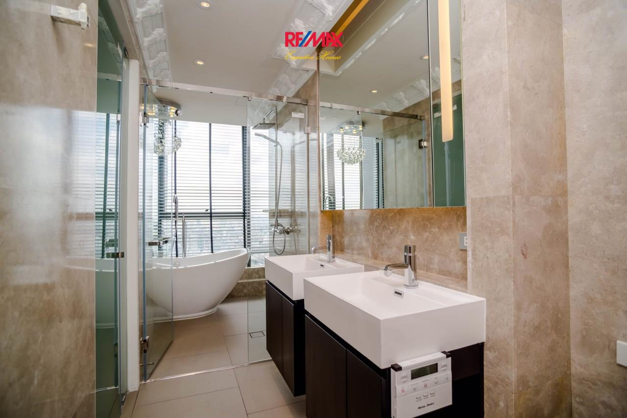 RE/MAX Executive Homes Agency's Stunning 3 Bedroom for Sale and Rent Lumpini 24 7