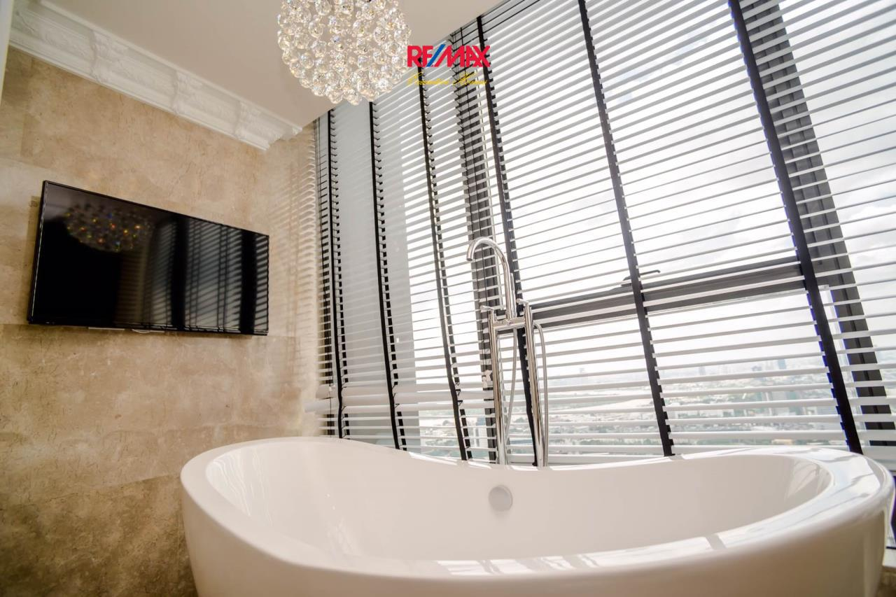 RE/MAX Executive Homes Agency's Stunning 3 Bedroom for Sale and Rent Lumpini 24 8