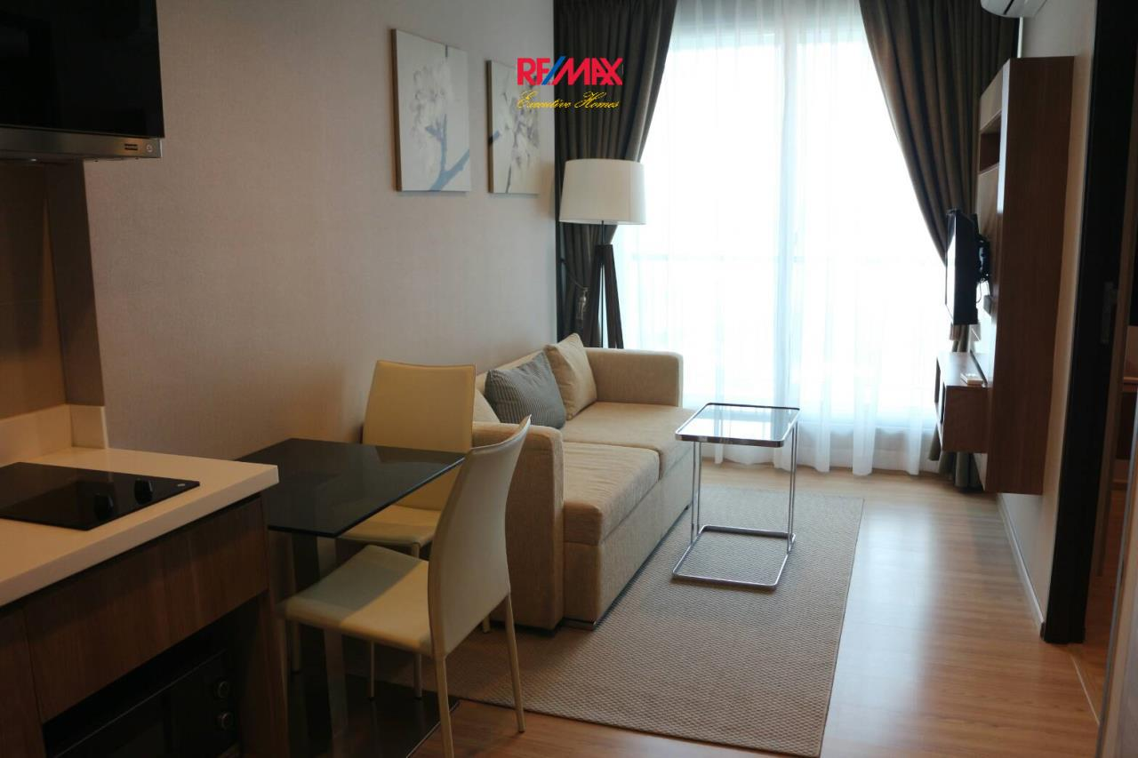 RE/MAX Executive Homes Agency's Beautiful 1 Bedroom for Rent Rhythm Sathorn 2