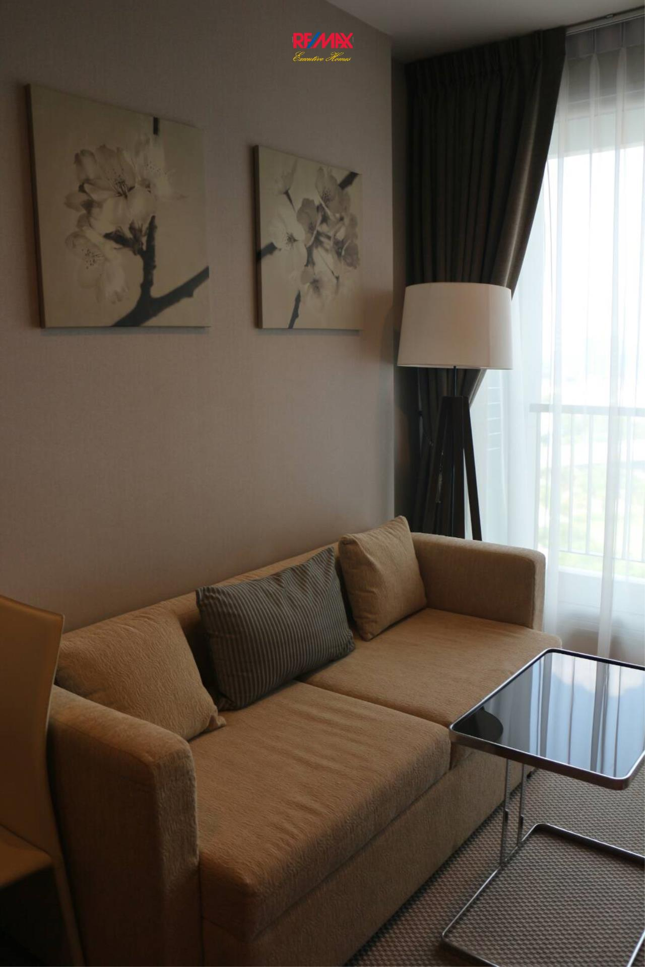 RE/MAX Executive Homes Agency's Beautiful 1 Bedroom for Rent Rhythm Sathorn 1