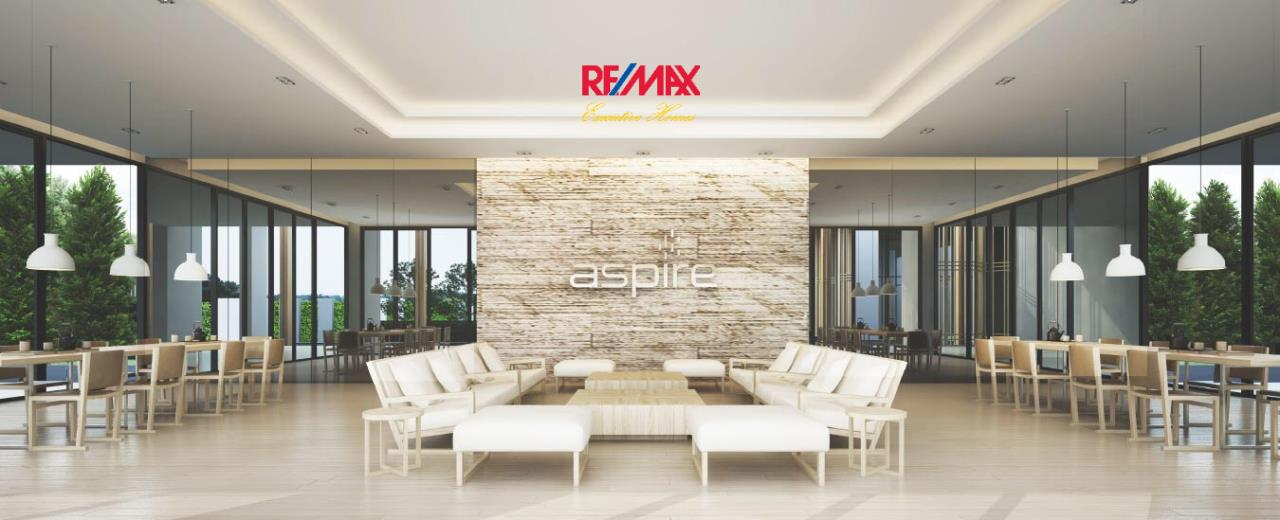 RE/MAX Executive Homes Agency's Stunning 2 Bedroom for Rent and Sale Aspire Ratchada - Wongsawang 3