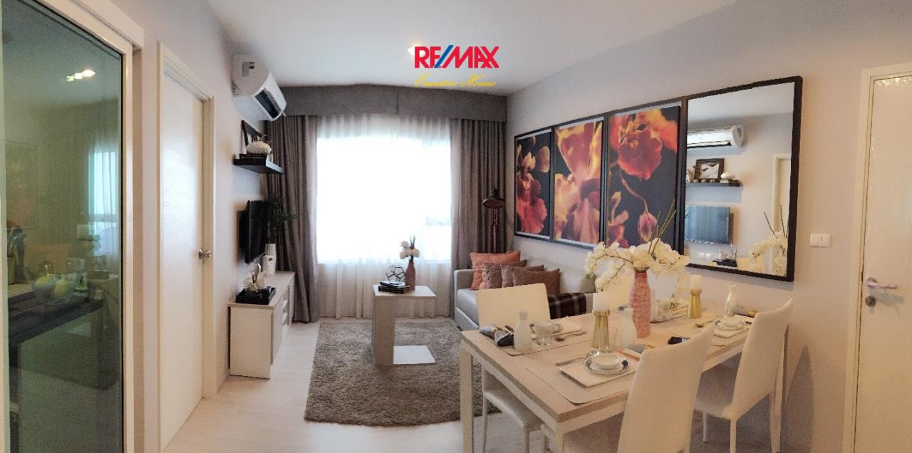 RE/MAX Executive Homes Agency's Stunning 2 Bedroom for Rent and Sale Aspire Ratchada - Wongsawang 2