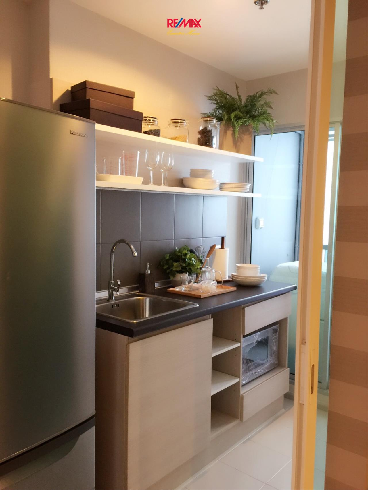 RE/MAX Executive Homes Agency's Stunning 2 Bedroom for Rent and Sale Aspire Ratchada - Wongsawang 4