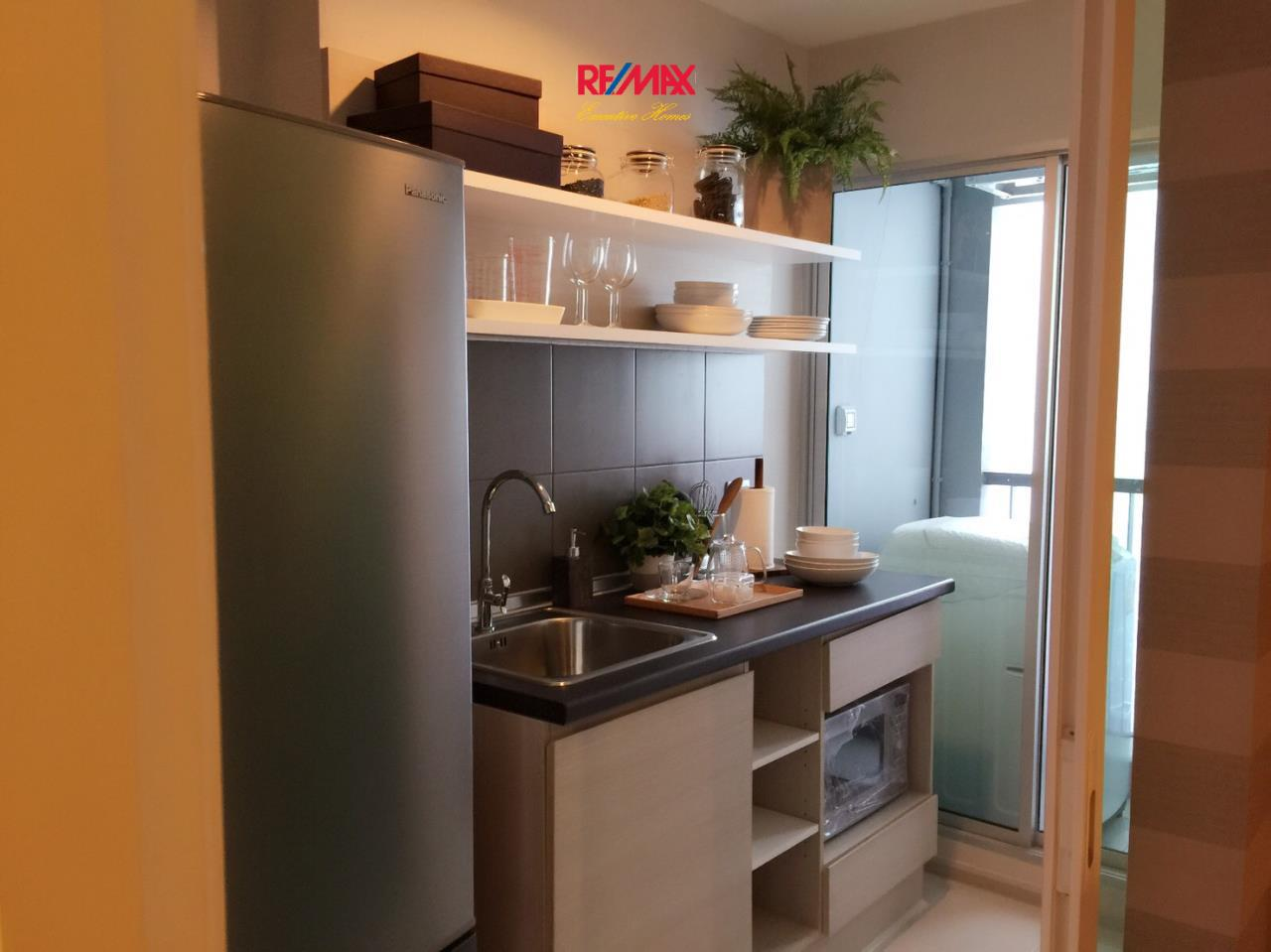 RE/MAX Executive Homes Agency's Stunning 2 Bedroom for Rent and Sale Aspire Ratchada - Wongsawang 5
