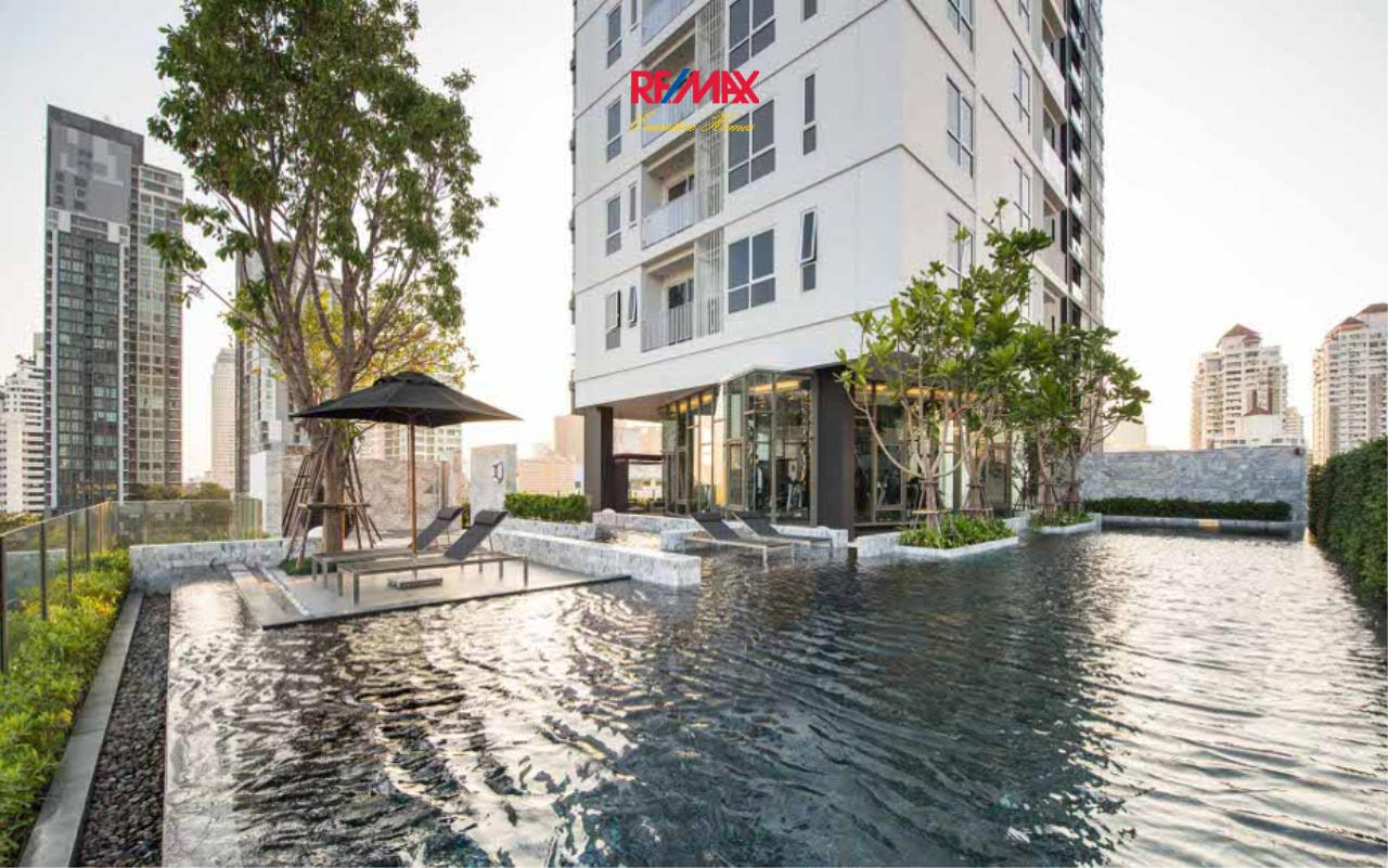 RE/MAX Executive Homes Agency's Beautiful 1 Bedroom for Rent HQ Thonglor 1