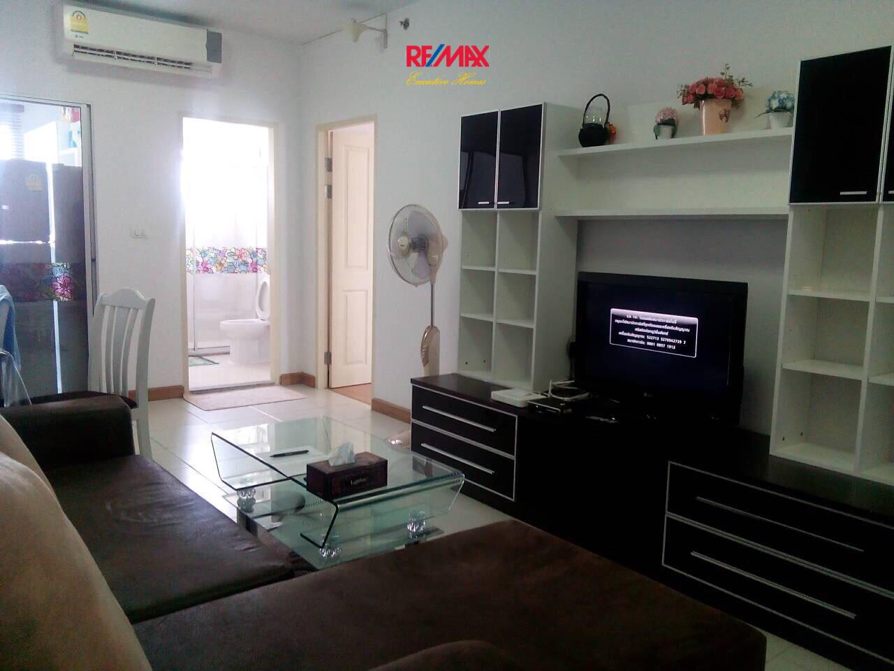 RE/MAX Executive Homes Agency's Nice 2 Bedroom for Rent Supalai Park Asoke - Ratchada 3