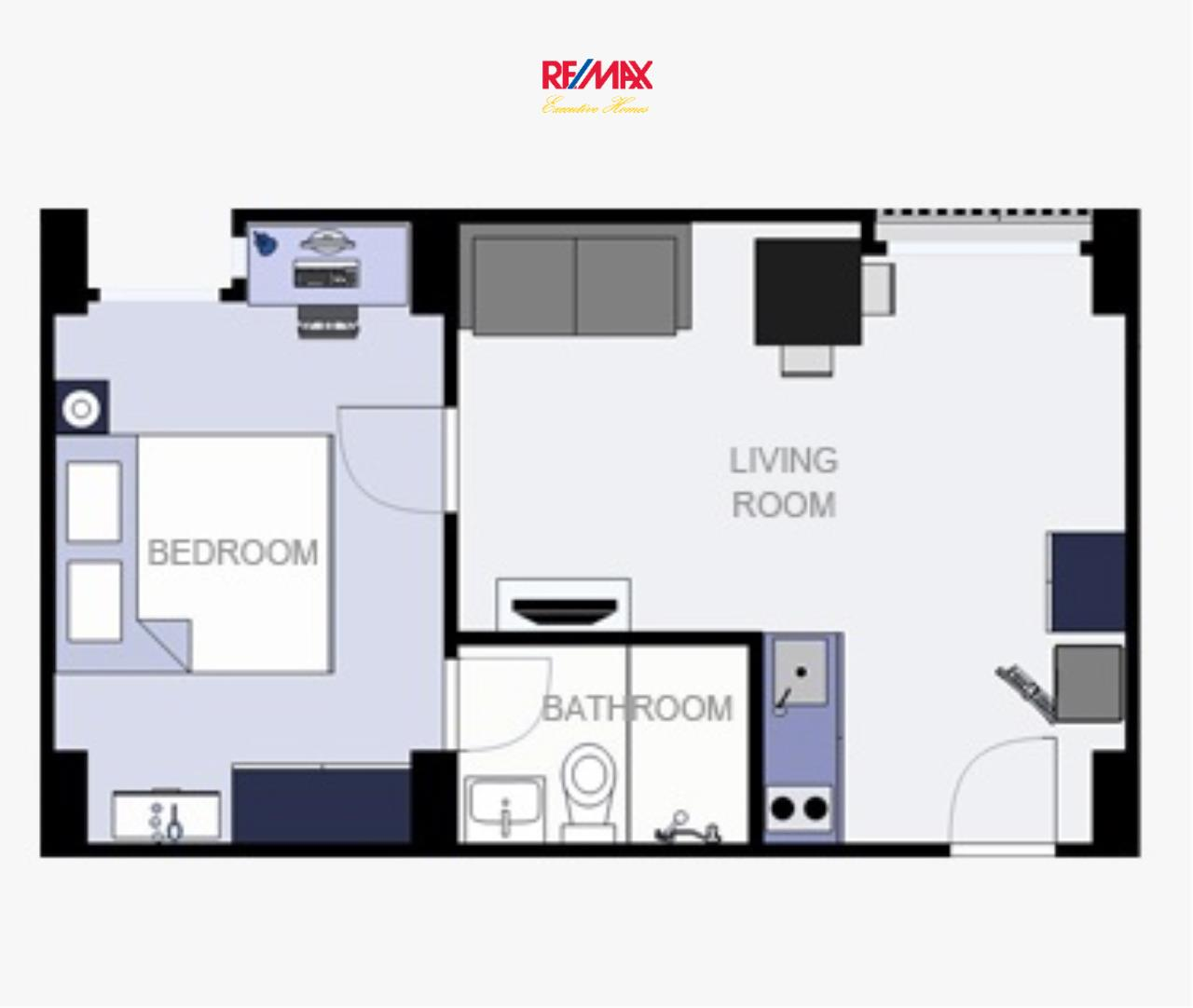 RE/MAX Executive Homes Agency's Stunning 1 Bedroom for Rent Prime @ 2  4
