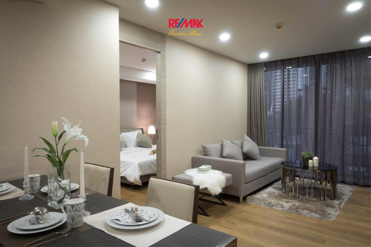 RE/MAX Executive Homes Agency's New 1 Bedroom for Rent Klass Langsuan 6