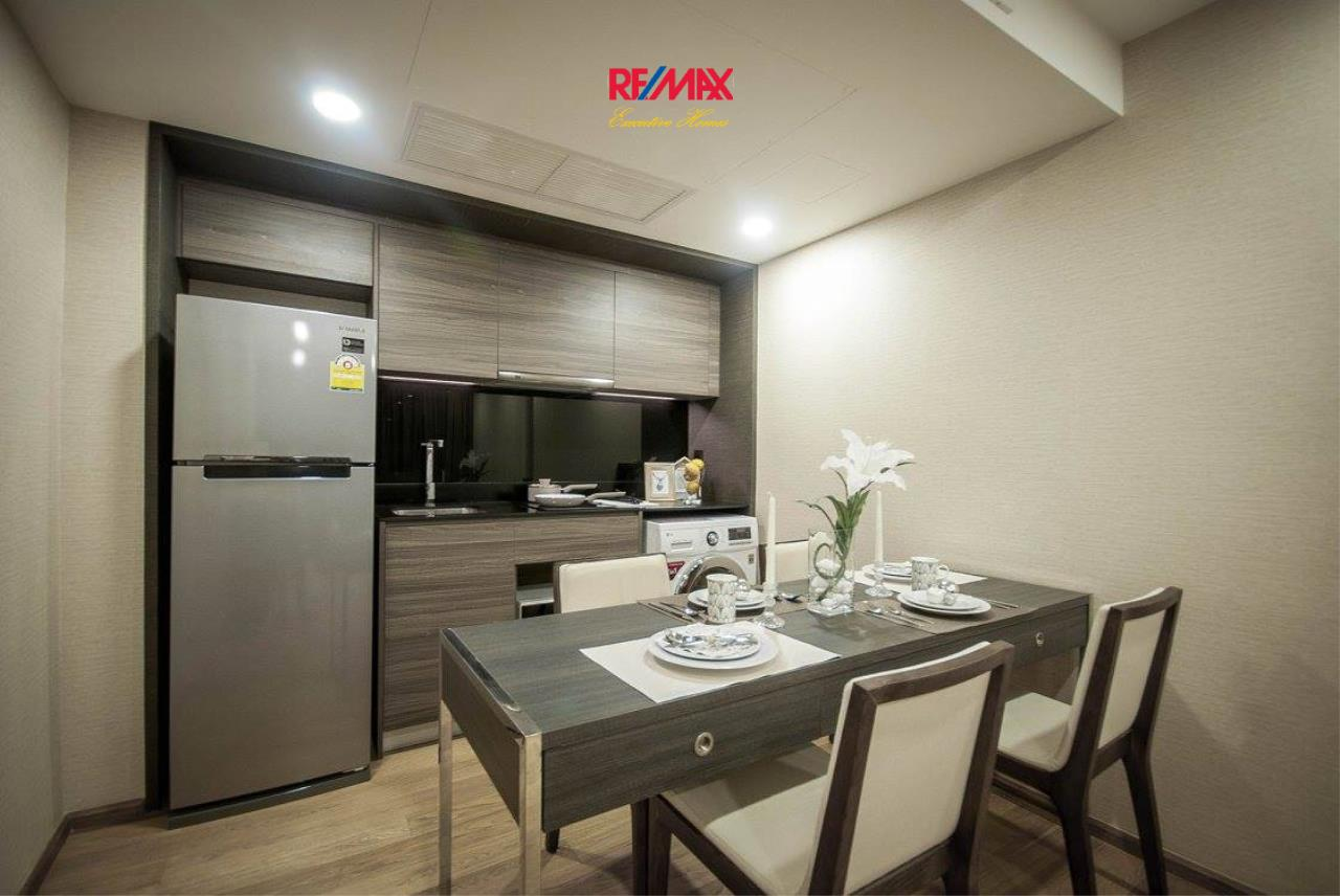 RE/MAX Executive Homes Agency's New 1 Bedroom for Rent Klass Langsuan 7