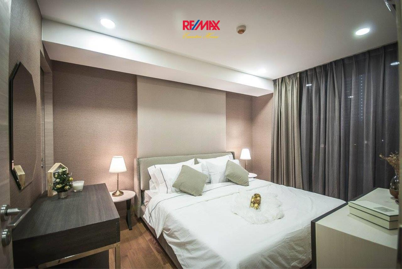 RE/MAX Executive Homes Agency's New 1 Bedroom for Rent Klass Langsuan 8