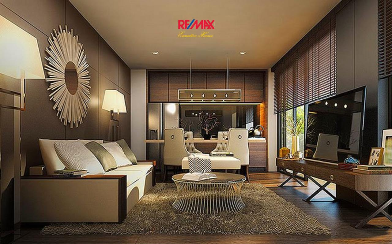 RE/MAX Executive Homes Agency's New 1 Bedroom for Rent Klass Langsuan 2