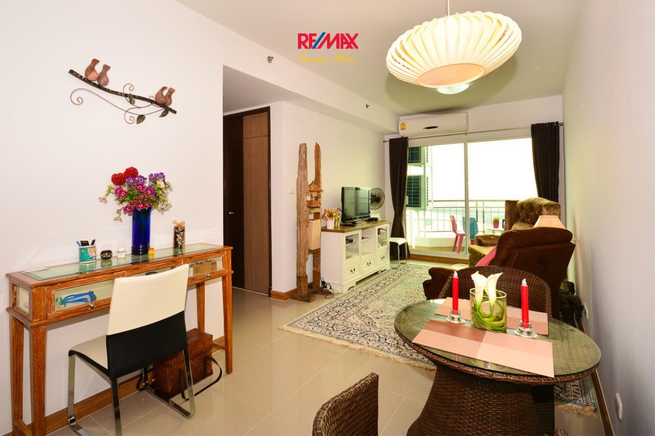 RE/MAX Executive Homes Agency's Nice 1 Bedroom for Rent and Sale Supalai River Resort 3