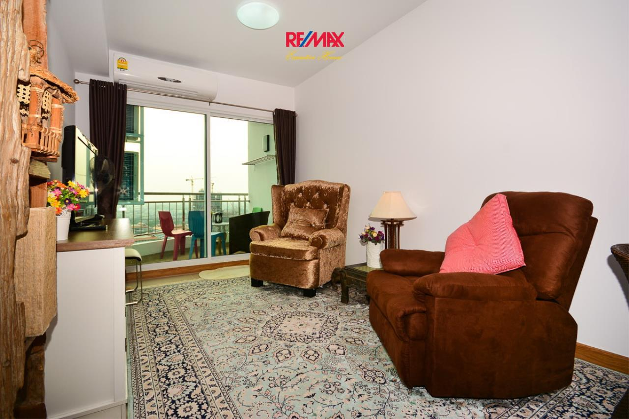 RE/MAX Executive Homes Agency's Nice 1 Bedroom for Rent and Sale Supalai River Resort 2