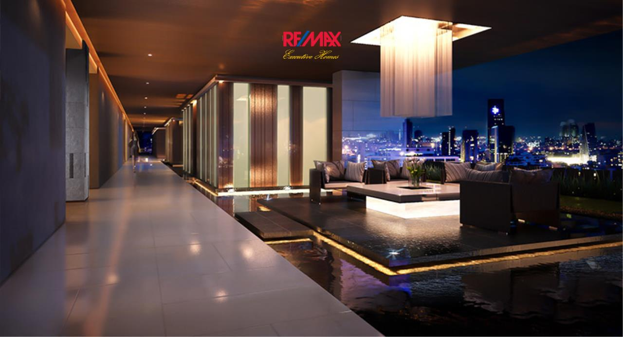RE/MAX Executive Homes Agency's Stunning 1 Bedroom for Sale The Bangkok Sathorn 2