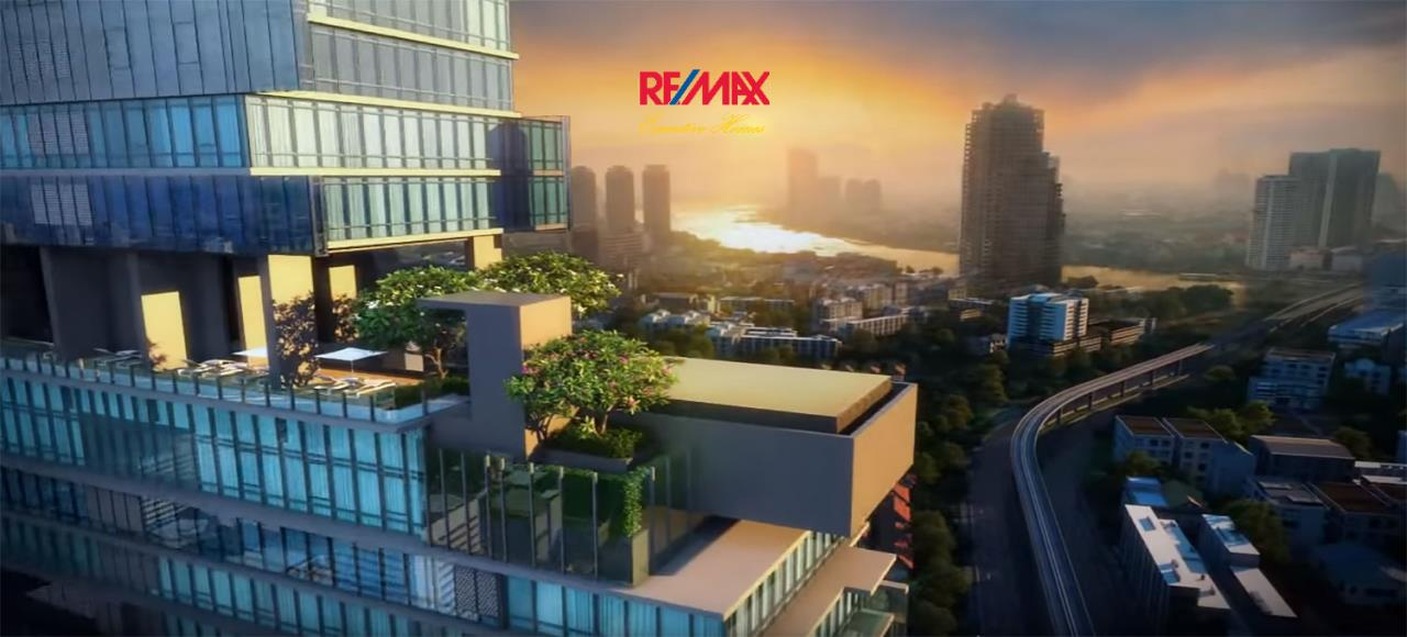 RE/MAX Executive Homes Agency's Stunning 1 Bedroom for Sale The Bangkok Sathorn 1