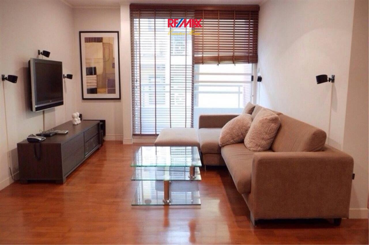 RE/MAX Executive Homes Agency's Spacious 2 Bedroom for Rent Baan Siriruedee 1