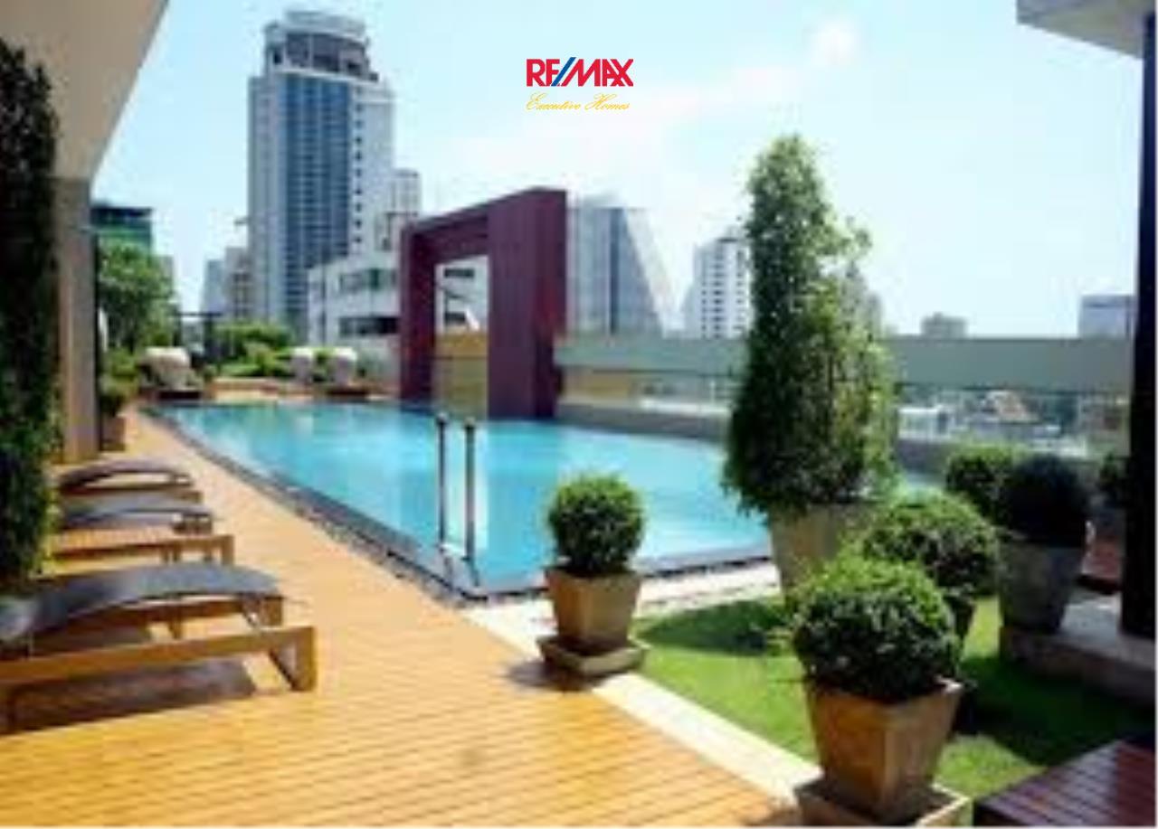 RE/MAX Executive Homes Agency's Spacious 2 Bedroom for Rent Baan Siriruedee 5