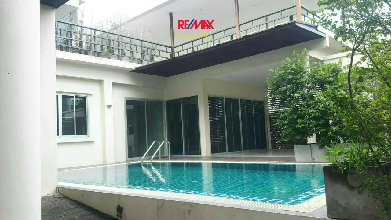 RE/MAX Executive Homes Agency's Nice 4 Bedroom House for Rent in Chaloermprakiat 1