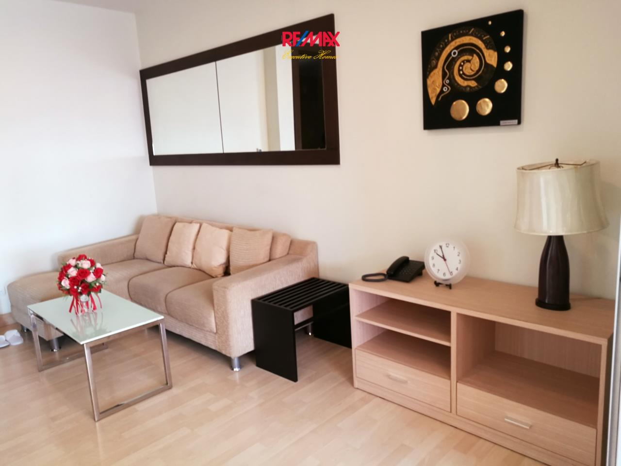 RE/MAX Executive Homes Agency's Spacious 1 Bedroom for Rent Rhythm Ratchada  1