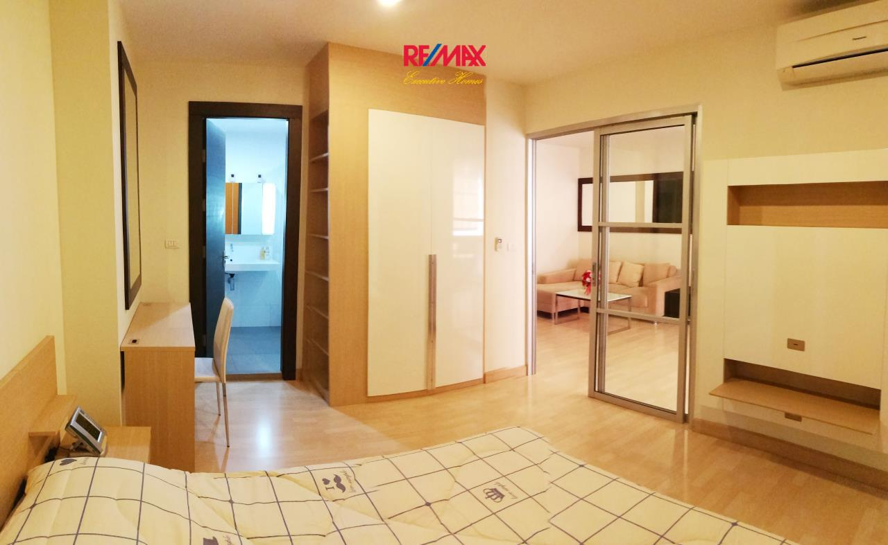 RE/MAX Executive Homes Agency's Spacious 1 Bedroom for Rent Rhythm Ratchada  3
