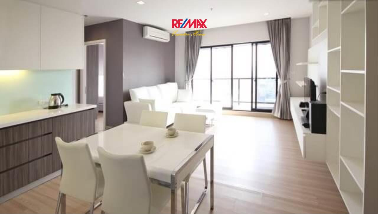 RE/MAX Executive Homes Agency's Stunning 2 Bedroom for Rent Urbano Absolute Sathorn-Taksin 1