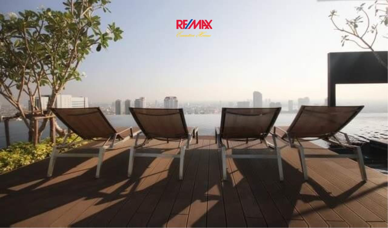 RE/MAX Executive Homes Agency's Stunning 2 Bedroom for Rent Urbano Absolute Sathorn-Taksin 12