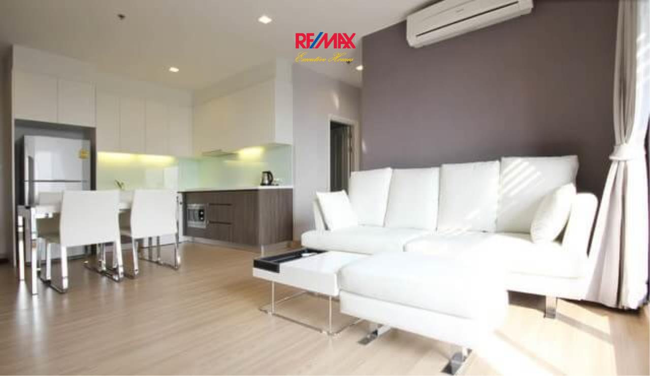 RE/MAX Executive Homes Agency's Stunning 2 Bedroom for Rent Urbano Absolute Sathorn-Taksin 5