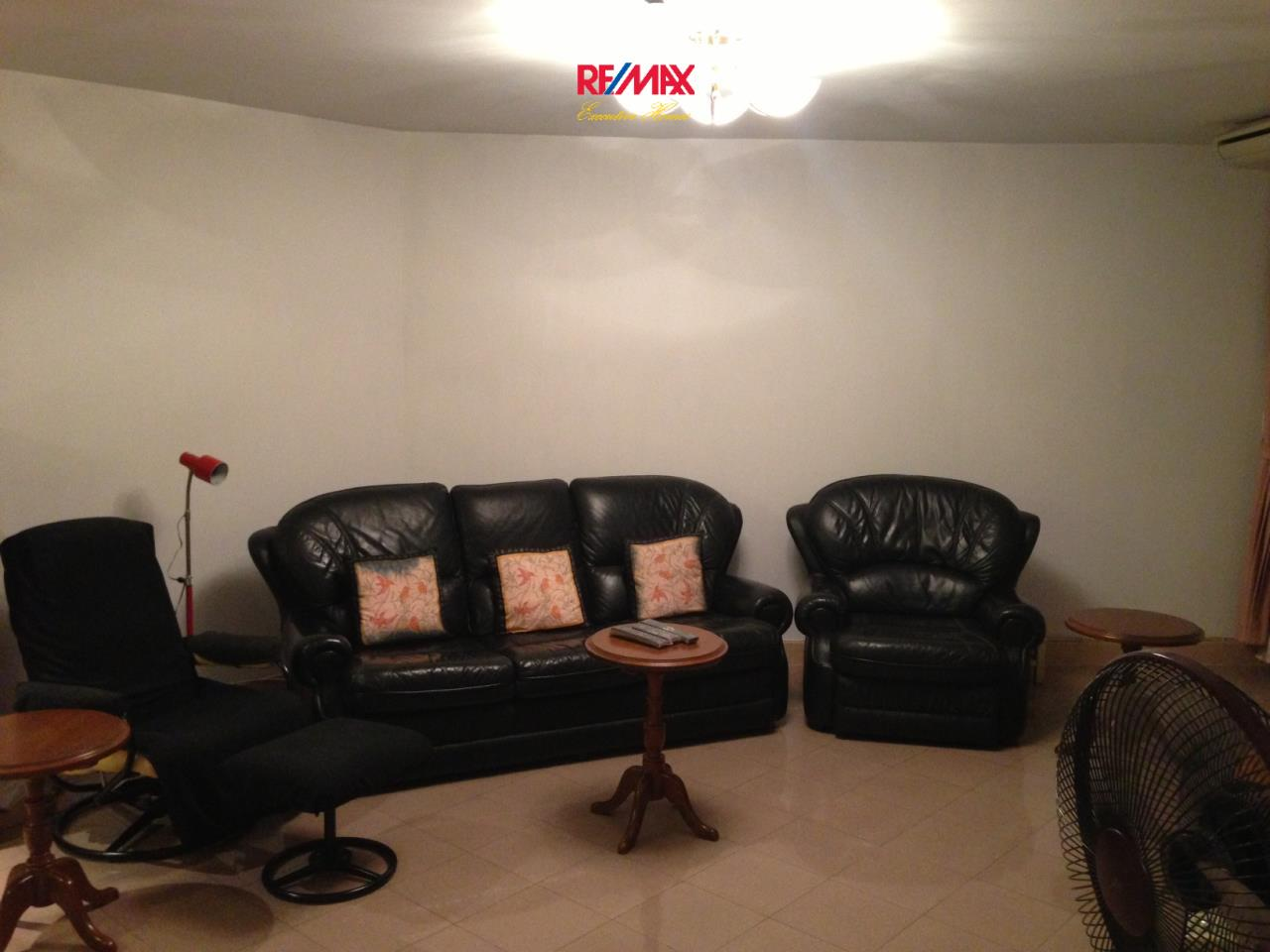 RE/MAX Executive Homes Agency's Spacious 2 Bedroom for Rent Fortune Condo Narathiwas 1