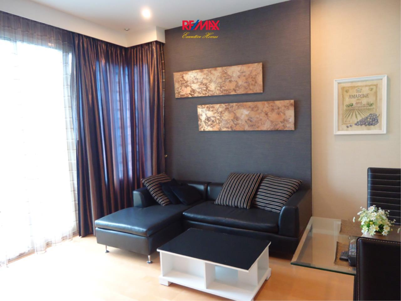 RE/MAX Executive Homes Agency's Nice 1 Bedroom for Rent The Wind Ratchayotin 1