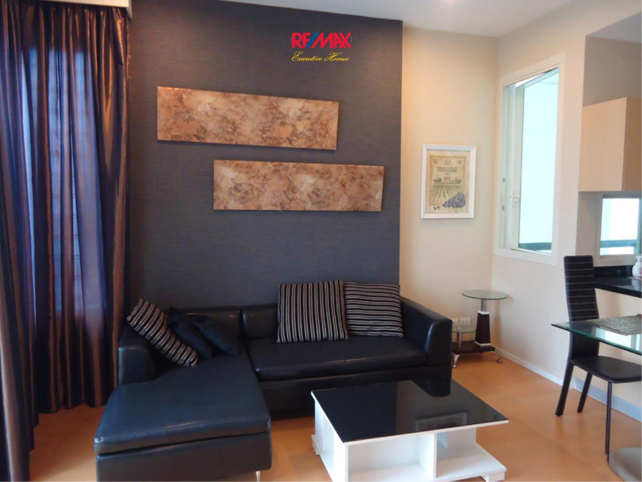RE/MAX Executive Homes Agency's Nice 1 Bedroom for Rent The Wind Ratchayotin 2