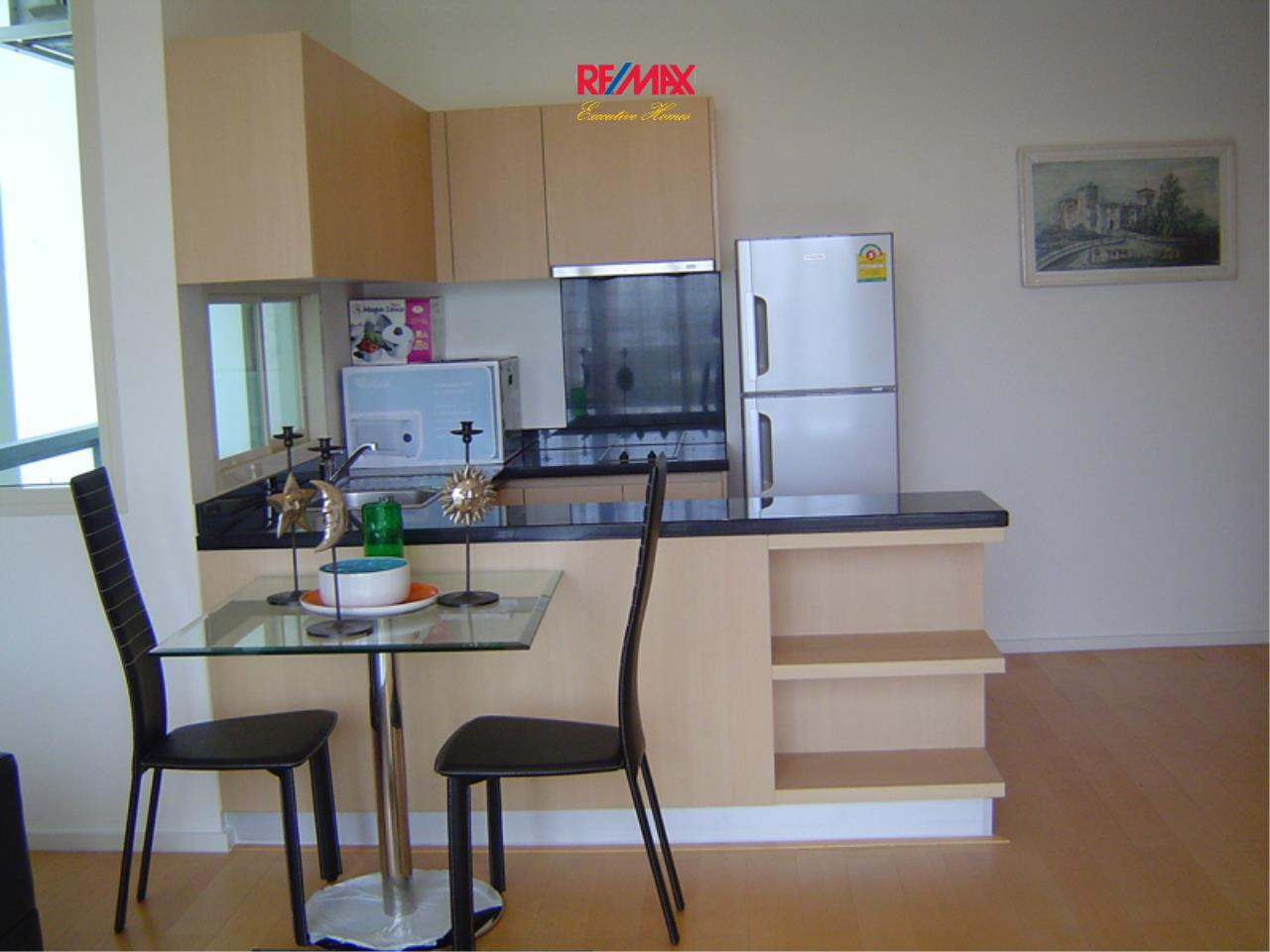 RE/MAX Executive Homes Agency's Nice 1 Bedroom for Rent The Wind Ratchayotin 4