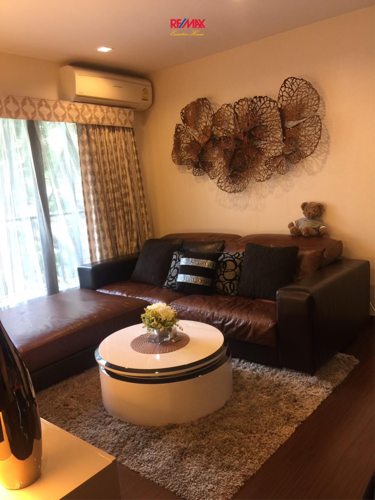 RE/MAX Executive Homes Agency's Stunning 2 Bedroom for Sale Seed Mingle Suan Plu 1