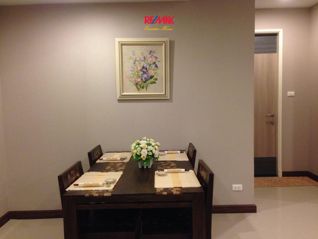 RE/MAX Executive Homes Agency's Beautiful 2 Bedroom for Rent Supalai Premier @ Asoke 5