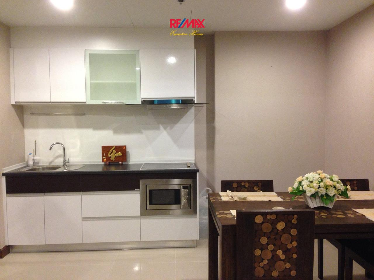 RE/MAX Executive Homes Agency's Beautiful 2 Bedroom for Rent Supalai Premier @ Asoke 9