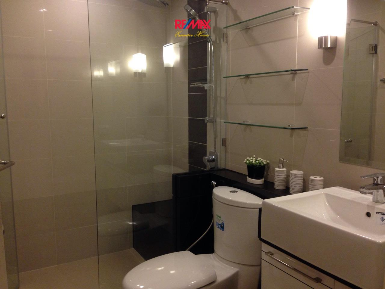 RE/MAX Executive Homes Agency's Beautiful 2 Bedroom for Rent Supalai Premier @ Asoke 13