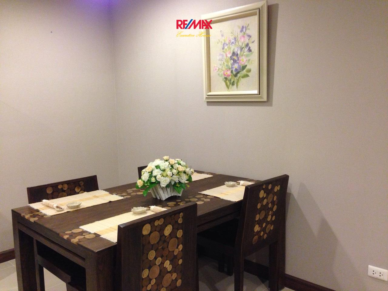 RE/MAX Executive Homes Agency's Beautiful 2 Bedroom for Rent Supalai Premier @ Asoke 14