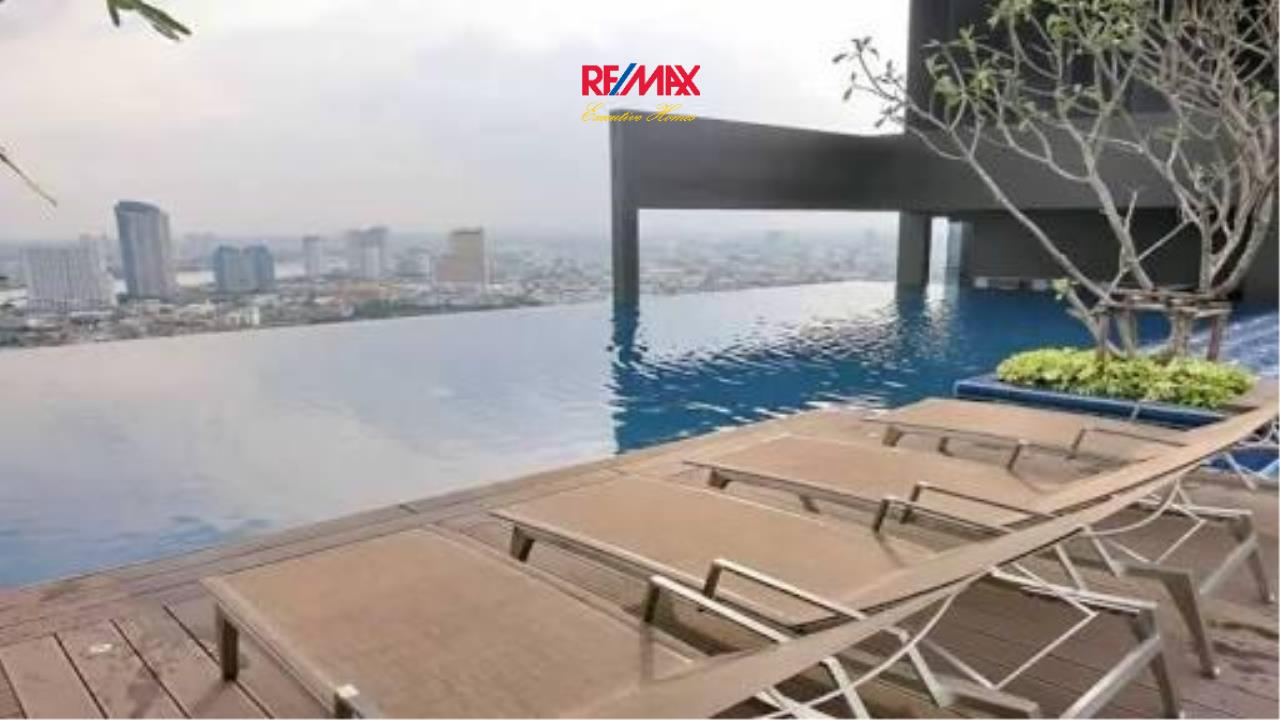 RE/MAX Executive Homes Agency's Stunning 1 Bedroom for Rent and Sale Urbano Absolute Sathorn-Taksin 3