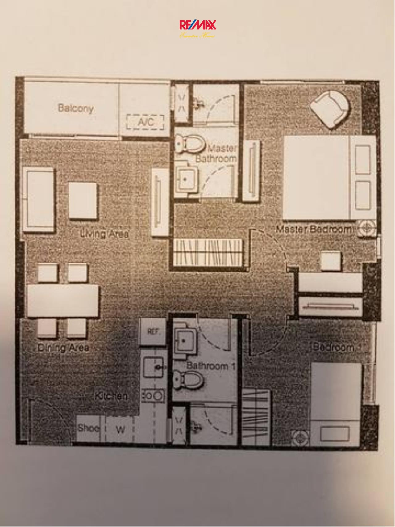 RE/MAX Executive Homes Agency's Nice 2 Bedroom for Sale The Base 77 2