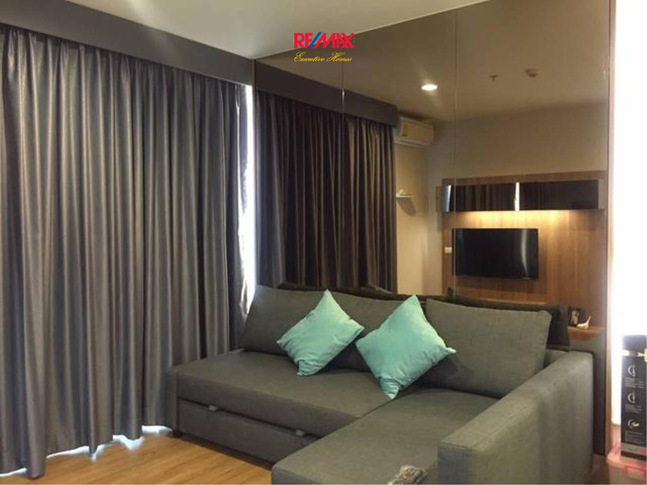 RE/MAX Executive Homes Agency's Stunning 1 Bedroom for Sale Fuse Sathorn-Taksin 2